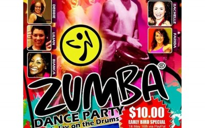 Zumbathon – May 17th!!!