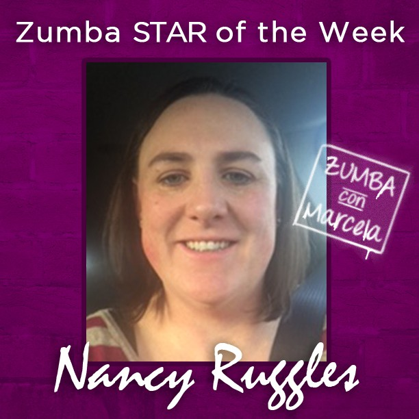 Zumba Star - Nancy Ruggles Picture